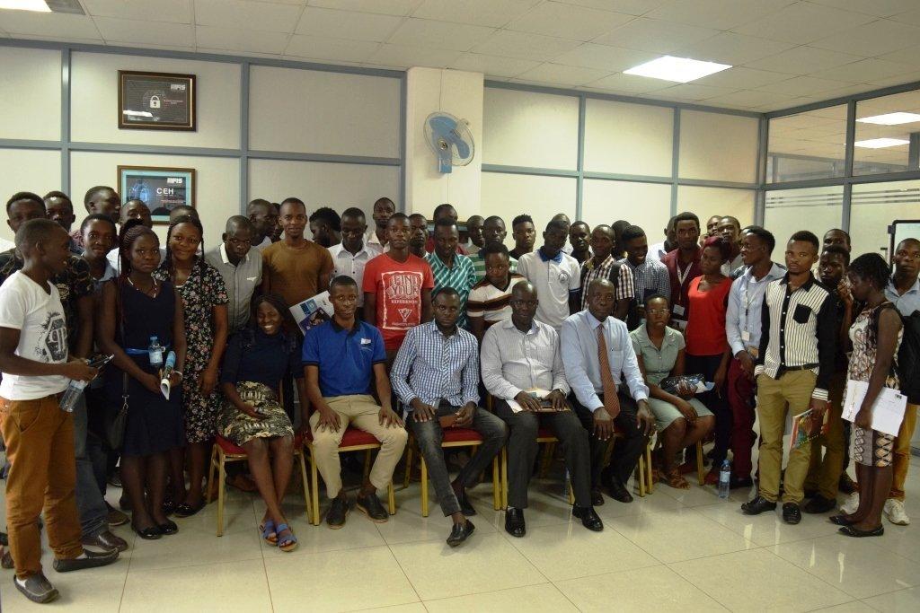 Lira University IT Students and Staff